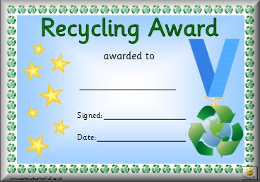 RecycleAward