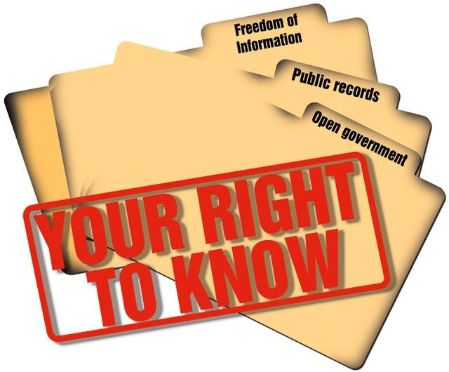 Understand That The Right To: Right-to-know