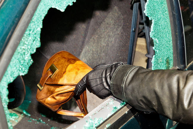 car-break-in