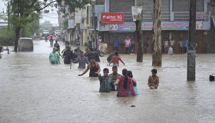 Flood in Bhopal